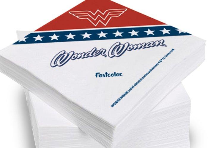Vender guardanapos de papel personalizados