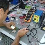 Equipamentos para conserto de celular