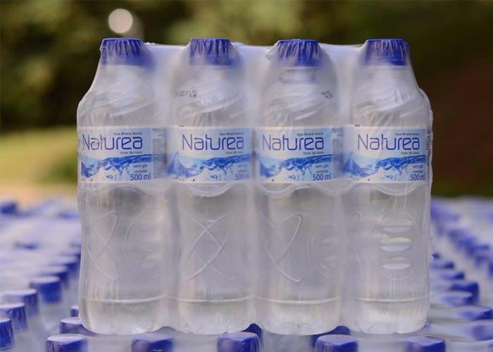 comprar água mineral no atacado