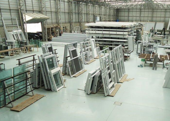 Como montar uma fábrica de esquadrias de alumínio