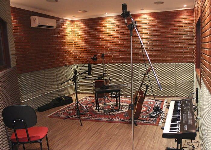 Como abrir um estúdio de gravação