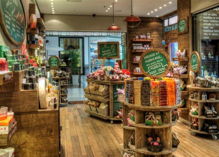 montar uma loja de produtos naturais