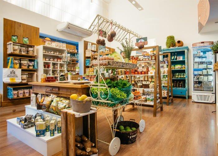 abrir loja de produtos naturais