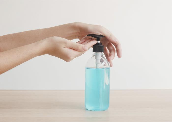Como fazer sabonete líquido para vender