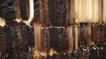 Fornecedores de cabelos sintéticos