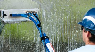abrir uma empresa de limpeza de vidros e fachadas