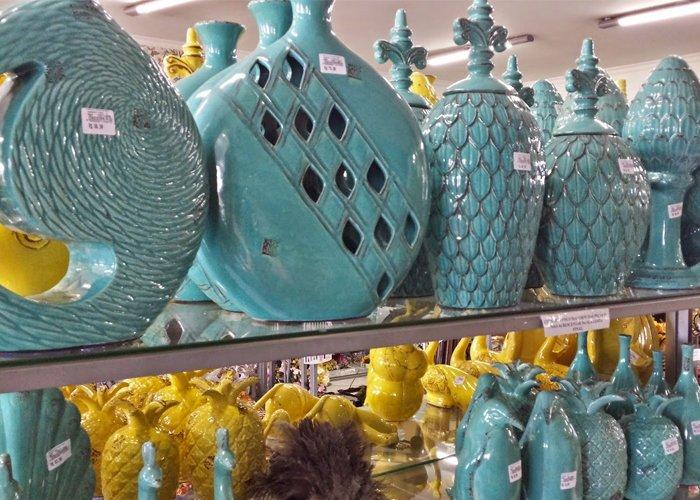 fornecedores de objetos de decoração no atacado