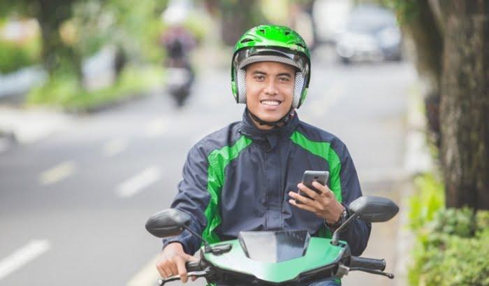 Trabalhos com moto