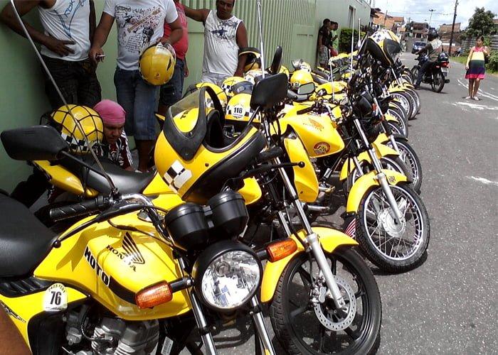 Como ganhar dinheiro com moto