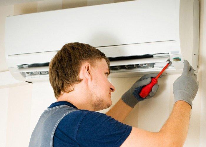 Trabalhar com ar condicionado dá dinheiro