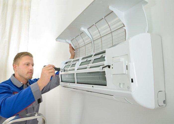 trabalho com ar condicionado dá dinheiro