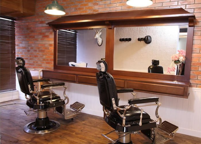 Equipamentos para montar um barbearia