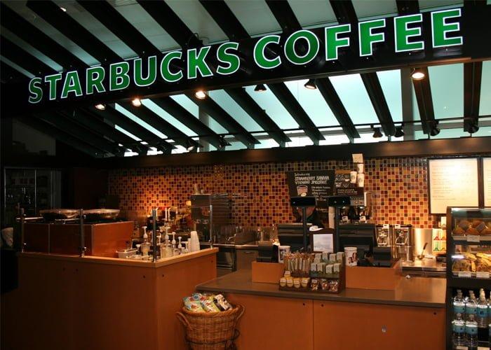 investimento para abrir uma franquia Starbucks