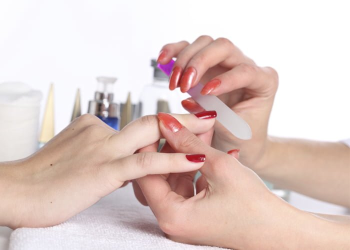 como trabalhar de manicure