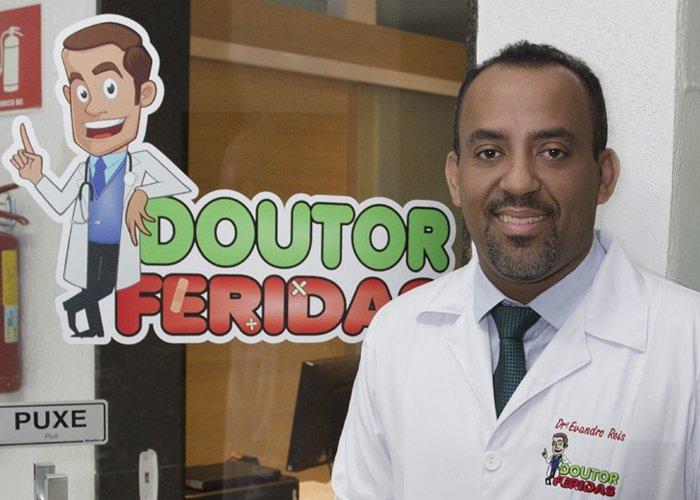 abrir uma franquia Doutor Feridas