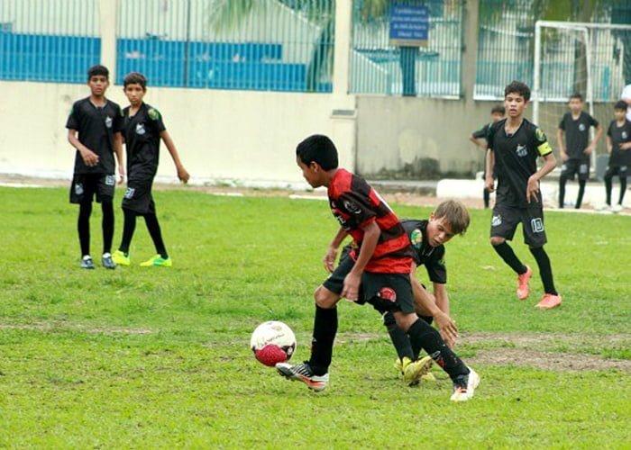 Franquia de escolinha de futebol