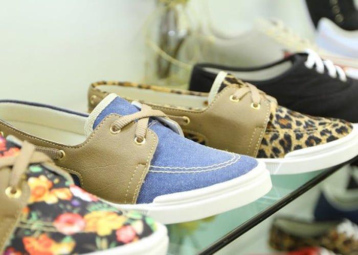 onde comprar calçados em Nova Serrana