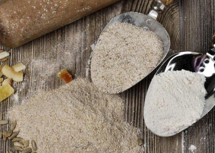 Fornecedores de farinha de trigo