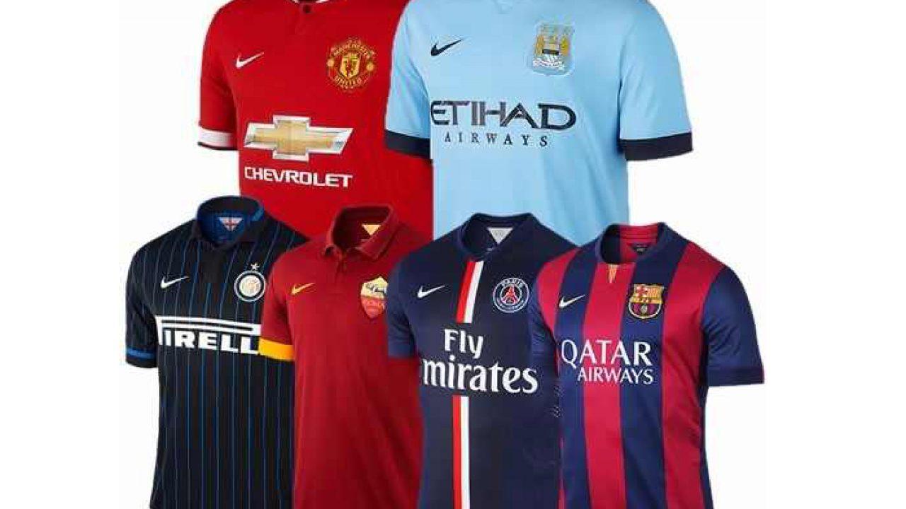 cd860158c28e0 Onde comprar camisas de times de futebol para revender
