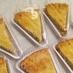 Torta salgada para vender em pedaços