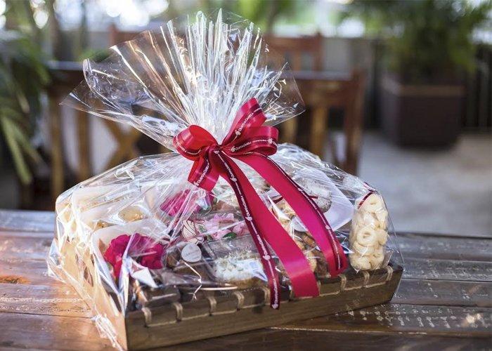 como fazer cestas comemorativas para vender