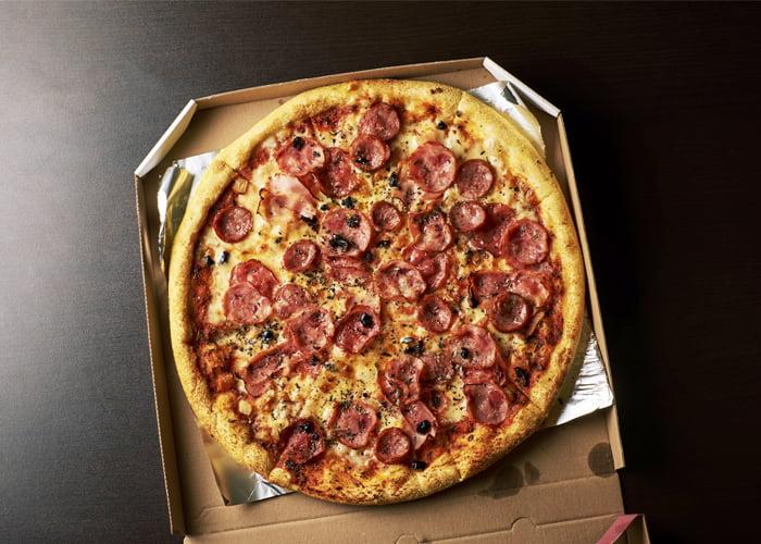 abrir uma pizzaria delivery