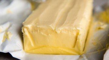 fabricação de margarina