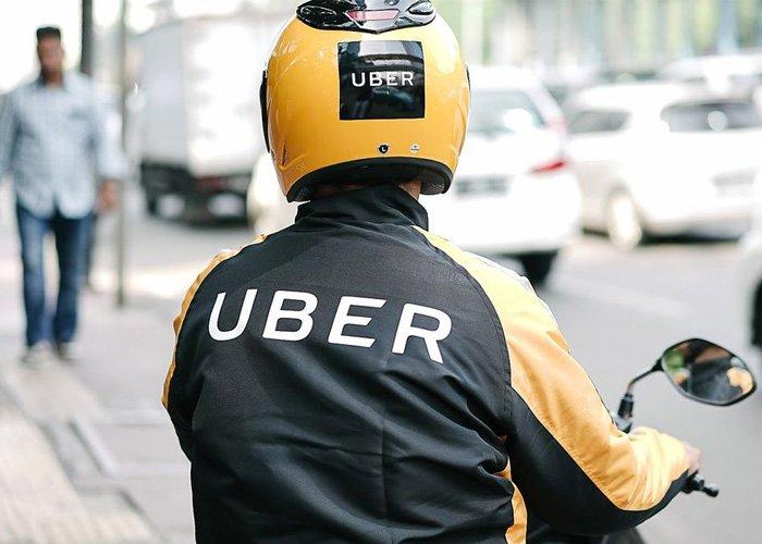 uber para motos