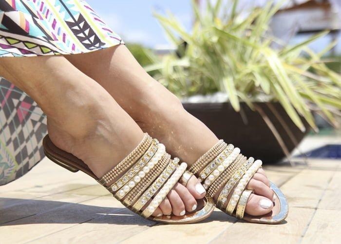 49bb2c5f0a Fábrica de sandálias rasteirinhas em Feira de Santana  Onde comprar