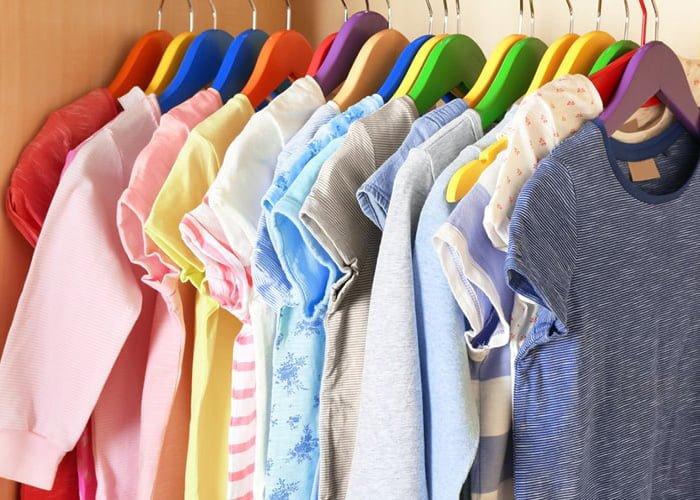 vender roupa de criança dá dinheiro