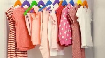 vender roupa infantil