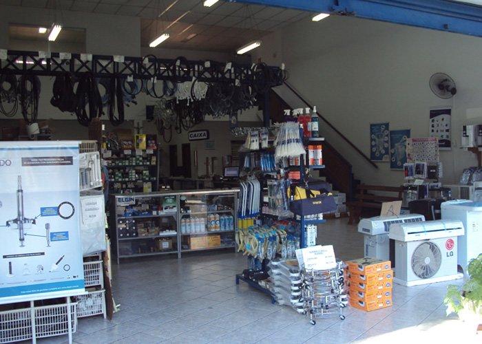 Como montar uma loja de peças para refrigeração