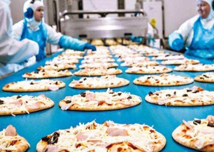 fábricas de alimentos em SP