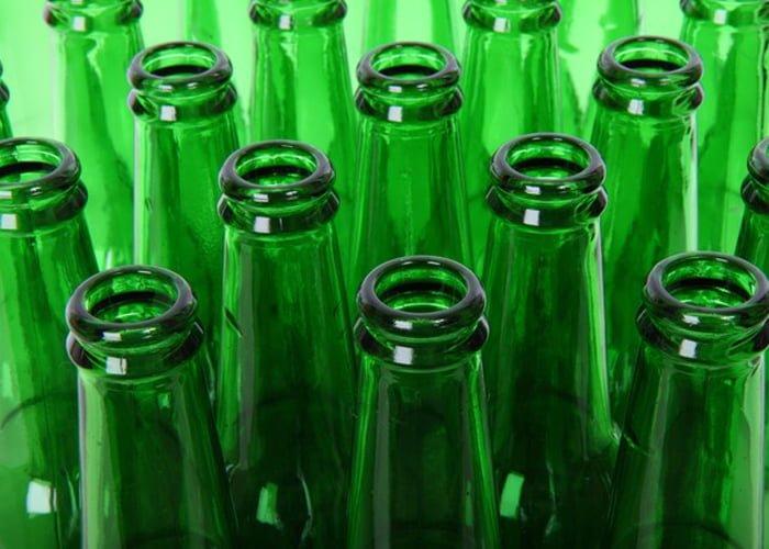 distribuidora de garrafas de vidro
