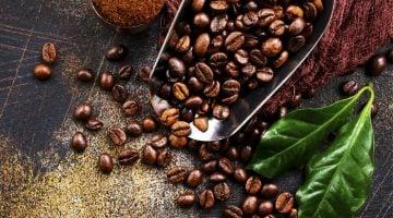 embalagem para café torrado e moído