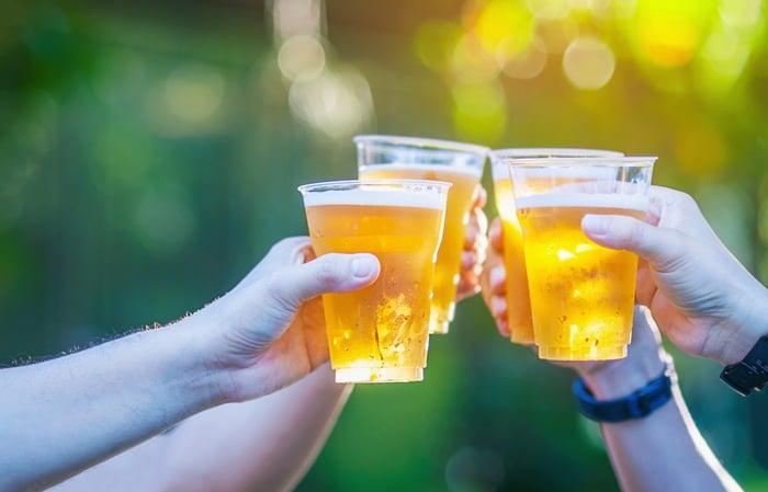 vender bebidas no carnaval