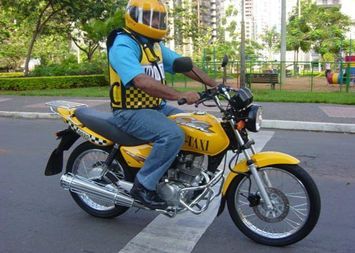 como abrir uma empresa de moto táxi