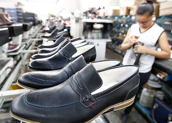 fábricas de calçados em franca
