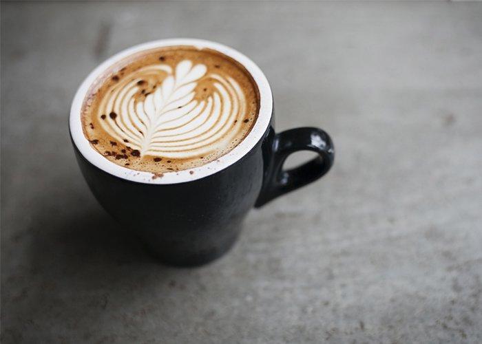 carrinho para vender café na rua