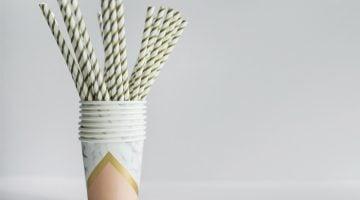 como fabricar canudos de papel