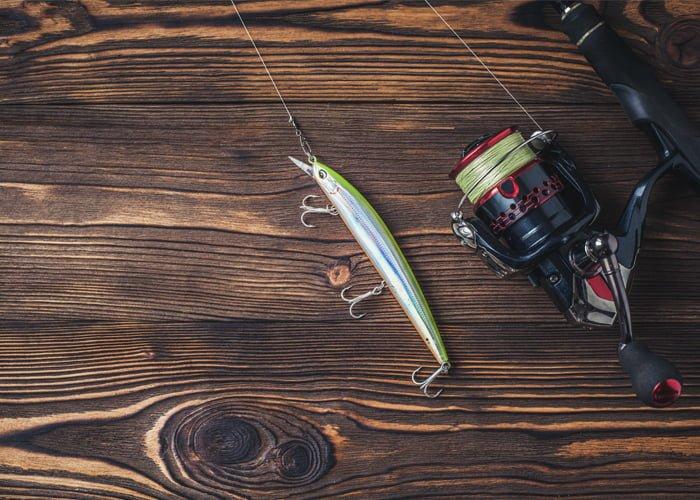 comprar material de pesca para revenda