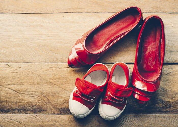 sapatilhas mãe e filha para revenda
