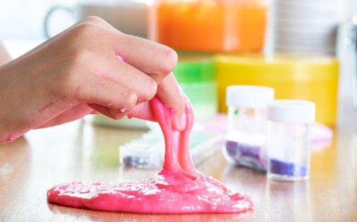 Como fazer slime para vender