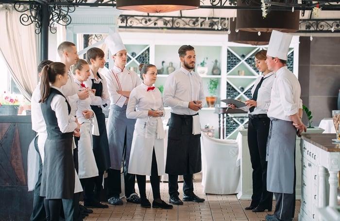 Como montar um serviço de catering