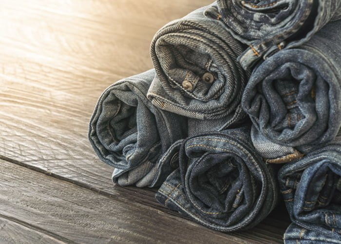 Fábrica de jeans em Cianorte