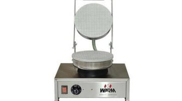máquina de fazer casquinha de sorvete