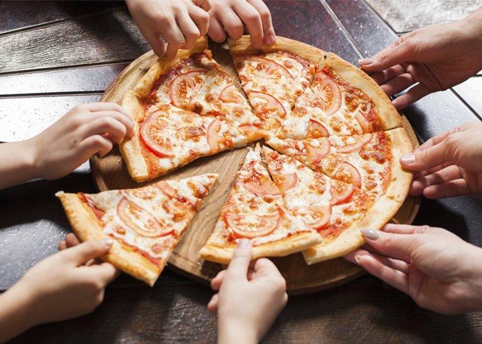 Promoções criativas para pizzaria
