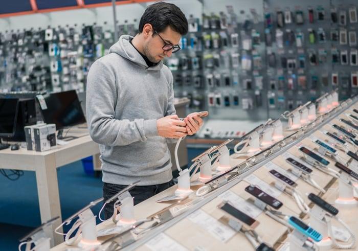 quais são os produtos eletrônicos mais vendidos