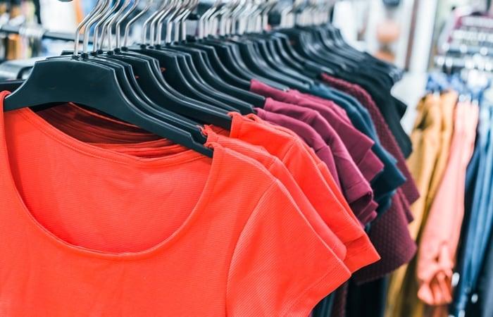 Lugares para comprar roupas baratas