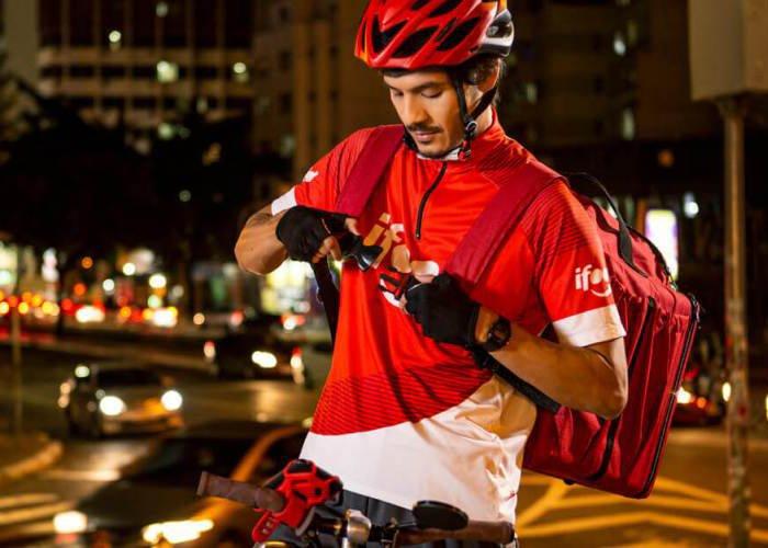 quanto ganha um entregador do ifood de bicicleta